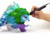 Рисование 3D ручкой